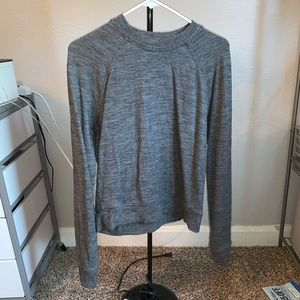 Grey Lululemon Sweatshirt